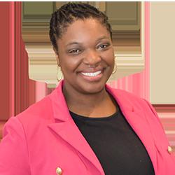 Academic Adviser Kimberly Geter