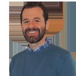 Academic Adviser Brian Petrosky