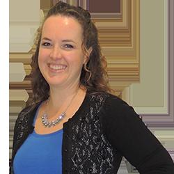 Administrative Coordinator Emily Herr