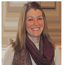 Academic Adviser Heather Atkinson