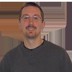 Multimedia Specialist, Jeff Sechler