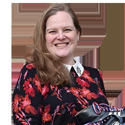 Academic Adviser Patricia Schempp