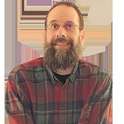 Systems Administrator Scott Fotorny